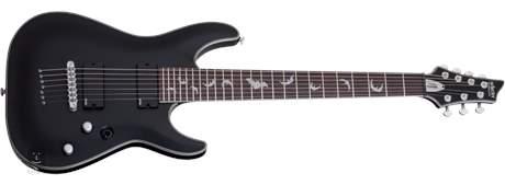 SCHECTER Damien Platinum-7 SBK Elektrická sedmistrunná kytara