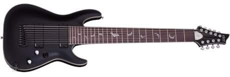 SCHECTER Damien Platinum-9 SBK Elektrická devítistrunná kytara