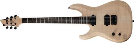 SCHECTER Keith Merrow KM-6 MK-II LH NATP Levoruká elektrická kytara