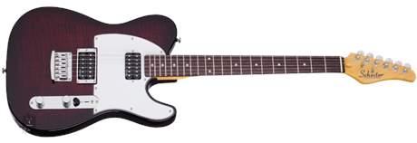 SCHECTER PT Custom M/R BCHB Elektrická kytara
