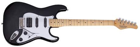 SCHECTER Traditional Custom M/M TBB Elektrická kytara