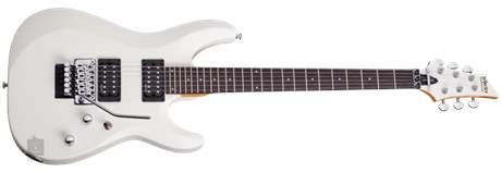 SCHECTER C-6 FR Deluxe SBK Elektrická kytara