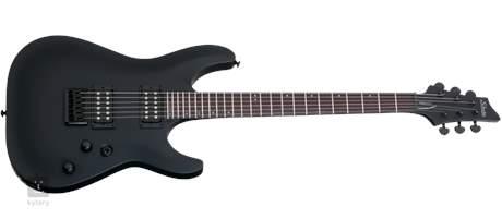 SCHECTER Stealth C-1 SBK Elektrická kytara