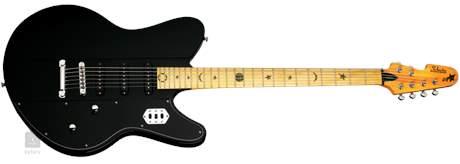 SCHECTER Robert Smith Ultracure-VI BLK Elektrická barytonová kytara
