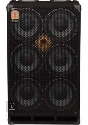 EDEN D610XST-6 ohm Baskytarový reprobox