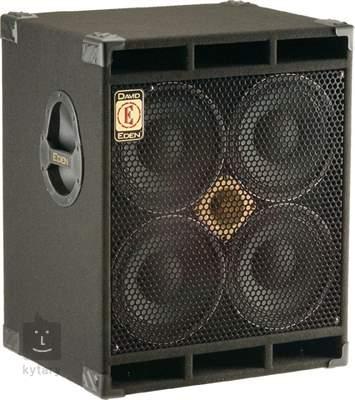 EDEN D410XLT 4 ohm Baskytarový reprobox