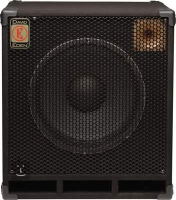EDEN D115XLT-4 ohm Baskytarový reprobox