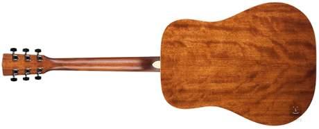 CORT AD 880 LH NAT Levoruká akustická kytara