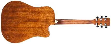 CORT AD 880CE LH NAT Levoruká elektroakustická kytara