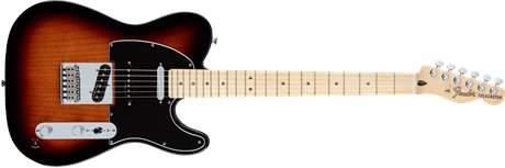 FENDER Deluxe Nashville Telecaster MN 2TSB Elektrická kytara