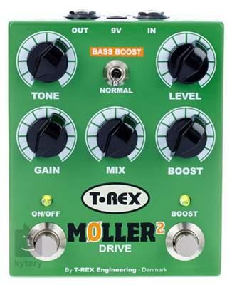 T-REX Moller 2 Kytarový efekt