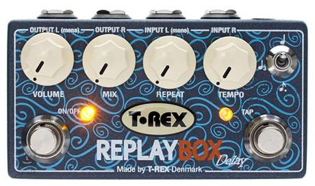 T-REX Replay Box Kytarový efekt