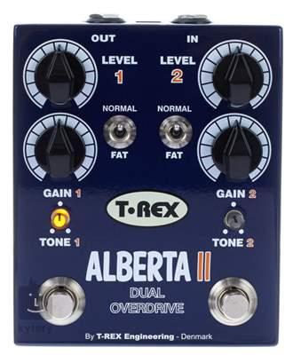 T-REX Alberta II Kytarový efekt