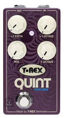 T-REX Quint Machine Kytarový efekt