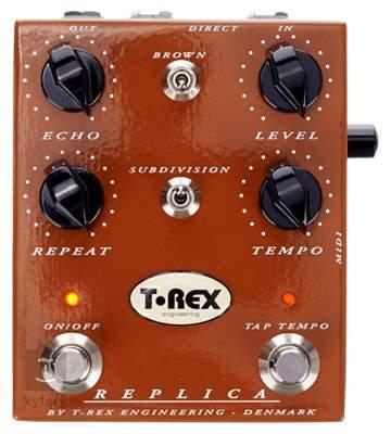T-REX Replica Kytarový efekt