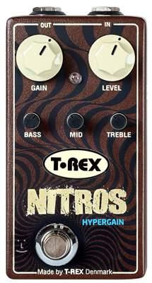 T-REX Nitros Kytarový efekt