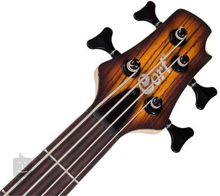 CORT C4 Plus ZBMH OTAB (rozbalené) Elektrická baskytara