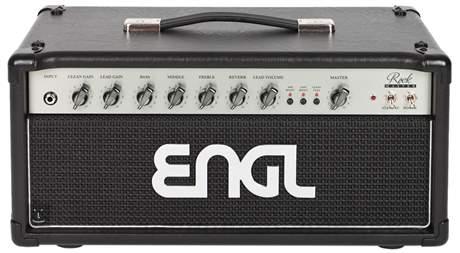 ENGL Rockmaster 40 Head Reverb Kytarový lampový zesilovač
