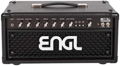 ENGL Metalmaster 40 Head Reverb Kytarový lampový zesilovač