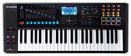 M-AUDIO CTRL49 USB/MIDI keyboard
