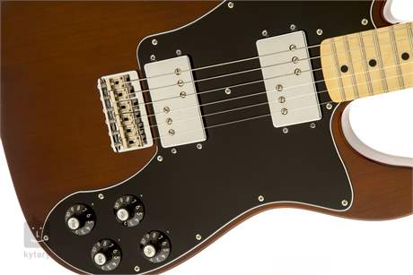 FENDER 72 Telecaster Deluxe MN WS Elektrická kytara