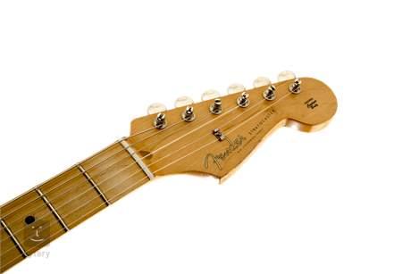 FENDER Road Worn 50s Stratocaster MN 2SB Elektrická kytara