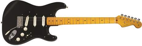 FENDER David Gilmour Signature Stratocaster NOS MN BK Elektrická kytara