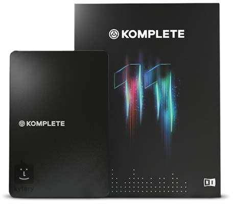 NATIVE INSTRUMENTS Komplete 11 UPG Software