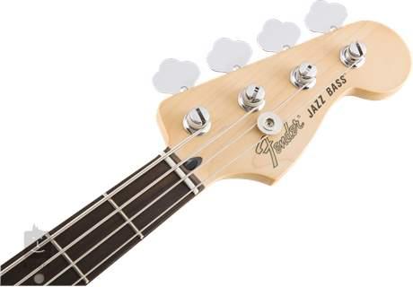 FENDER DLX ACTIVE J BASS RW OWT (rozbalené) Elektrická baskytara