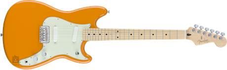 FENDER Duo Sonic MN CO Elektrická kytara