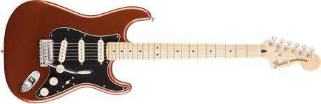 FENDER Deluxe Roadhouse Stratocaster MN COP Elektrická kytara