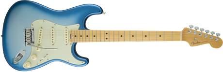 FENDER American Elite Stratocaster MN SBM Elektrická kytara