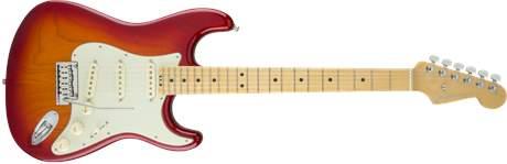 FENDER American Elite Stratocaster MN ACB Elektrická kytara