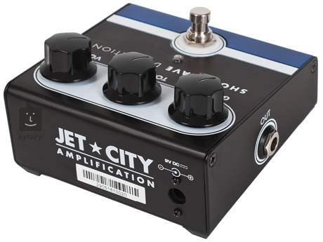 JET CITY Shockwave Kytarový efekt