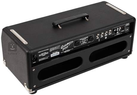 FENDER BASSMAN 800 HD 230V EU Baskytarový hybridní zesilovač