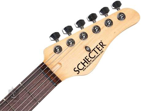 SCHECTER Nick Johnston Traditional Elektrická kytara