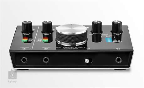 M-AUDIO M-Track 2X2M USB zvuková karta