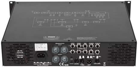 EDEN WTP900 (rozbalené) Baskytarový hybridní zesilovač