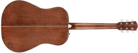 FENDER PM-1 Standard Dreadnought MAH (rozbalené) Akustická kytara