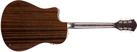 FENDER T-Bucket 300CE FLM MPL 3TS Elektroakustická kytara