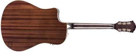 FENDER T-Bucket 300CE FLM MPL TCS Elektroakustická kytara
