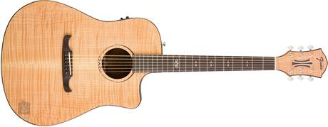 FENDER T-Bucket 400CE FLM MPL Elektroakustická kytara