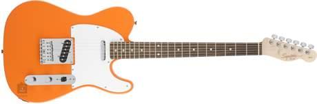 FENDER SQUIER Affinity Telecaster CPO RW Elektrická kytara