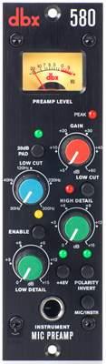 DBX 580 Modul 500