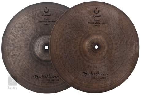 "ISTANBUL MEHMET Tony Williams Signature Limited Edition 14"" (rozbalené) Činely hi-hat"