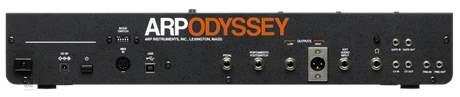 KORG ARP Odyssey Module Rev3 Analogový syntezátor