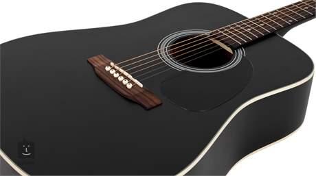 BLOND DJO-610S BK Akustická kytara