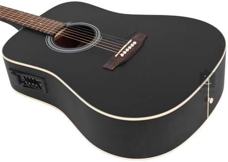 BLOND DJO-610S BK EQ Elektroakustická kytara