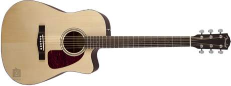 FENDER CD-140SCE NAT Elektroakustická kytara