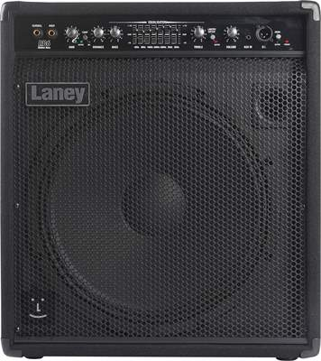 LANEY RB6 Baskytarové tranzistorové kombo